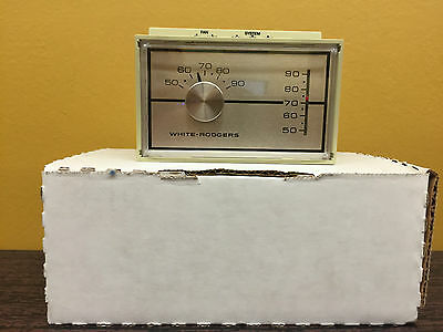 White Rodgers 1F57-306 Heat - Cool Thermostat