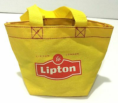Japan Import NEW LIPTON TEA LONDON Nylon Bag Handbag