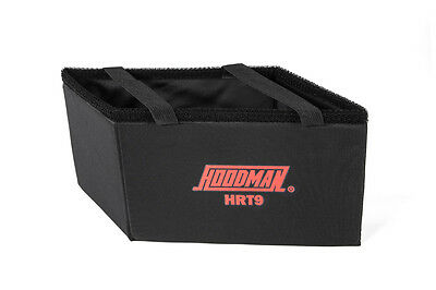 "Hoodman HRT9 LCD Sun Shade for RED 9"" Monitor USED"