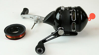 Zebco Omega Pro 3 Spincast Fishing Reel 6BB+1 with Spare Spool - ZO3PRO