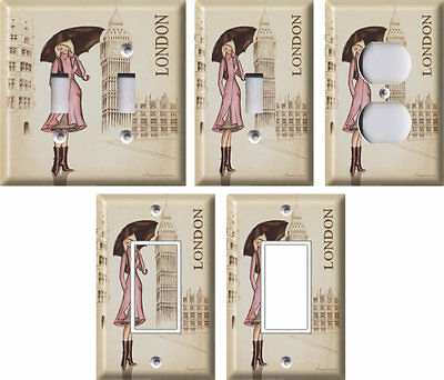 London - Light Switch Covers Home Decor Outlet