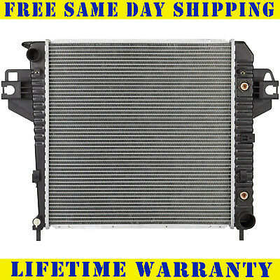 Radiator Jeep Fits Liberty 3.7 V6 6Cyl With & Without External Cooler 2481