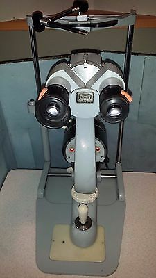 Carl Zeiss F125 Slit Lamp with /f=100 lens