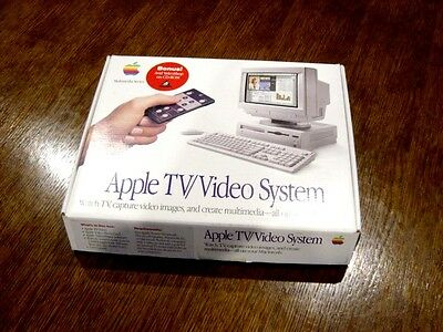 EC. APPLE TV/VIDEO SYSTEM (MAC with PDS slot) - OPEN BOX (NEW)