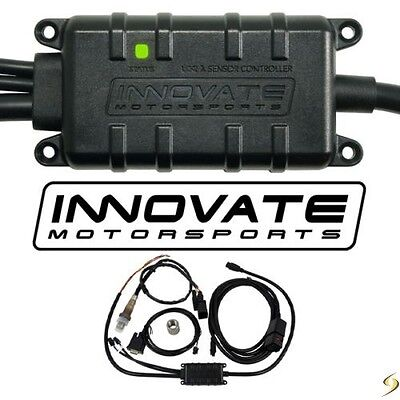 Innovate Motorsports LC-2 Wideband O2 Air Fuel Ratio Gauge Kit AFR - 3877