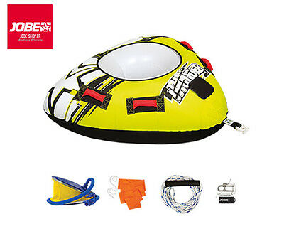 Package buoy towable Thunder Jobe 2016 : Buoy+cord+air pump+flame+quick