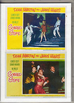 Scared Stiff - Jerry Lewis And Dean Martin Classic Rare All Region Dvd *