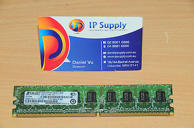 Original MEM-2900-512U1GB DRAM Memory Cisco Router 2901 2911 2921 6MthWty TaxInv