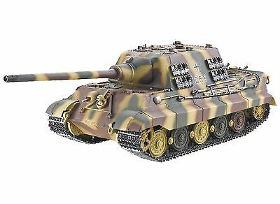 1:16 Torro Jagdtiger RC Tank 2.4GHz Smoke & Sound Metal Edition Infrared Camo