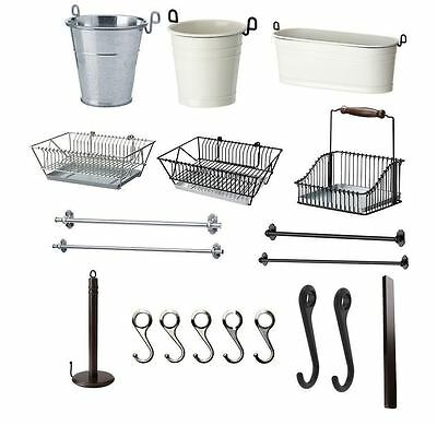 Fintorp Home Kitchen & Bathroom All Accessories Range in One Listing IKEA