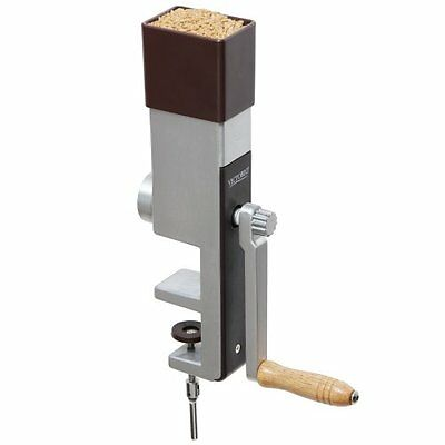 Hand Operated Grain Mill Food Grinder Country Metal Kitchen Living New