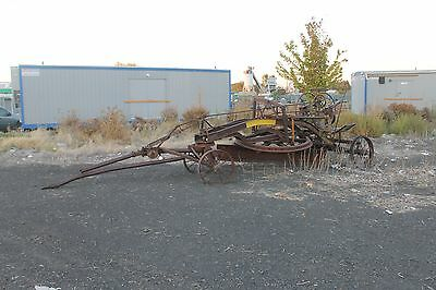 Adams Leaning Wheel Grader No. 10 Antique
