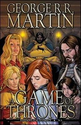 8865461551 / Game Of Thrones (A) / Tommy Patterson,george R. Martin,daniel Abrah