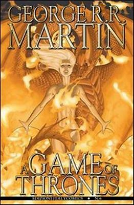 886546156X / Game Of Thrones (A) / Tommy Patterson,george R. Martin,daniel Abrah