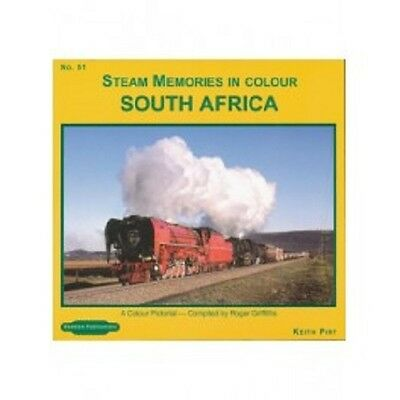 South Africa Steam Memories in Colour No 51