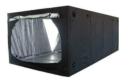 Grow Tent 20' X 10' X 6.5' HYDRO Indoor Hydroponic HUT SECRET HYDRO INFRARED NEW