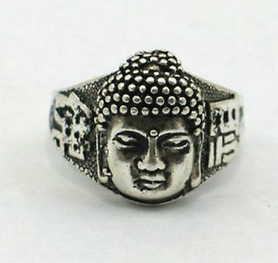 Wholesale Wonderful Tribal Tibet silver carved fashion ring  #3