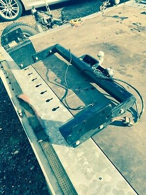 Towbar For Isuzu Rodeo. Denver 4x4 Pickup 2004 on. Looks to be Hardly Used!