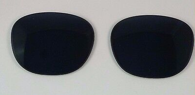 f874a7205fb8 New Genuine OLIVER PEOPLES Sunglass Replacement Lenses Fairmont Gray AR 49mm