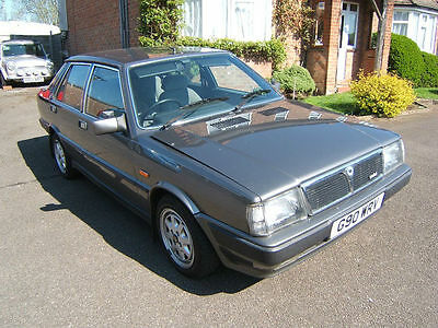 1990 G Lancia Prisma 1.6cc 4 Door Saloon (Saloon Version of Delta), Only 47k !