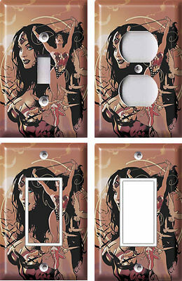 Wonder Woman 1 - Light Switch Covers Home Decor Outlet
