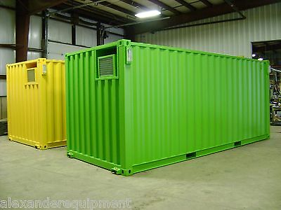 20' Storage Office Container