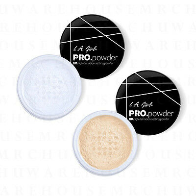 L.A. Girl Pro Powder HD Makeup Setting Powder Universal You Pick Your Shade