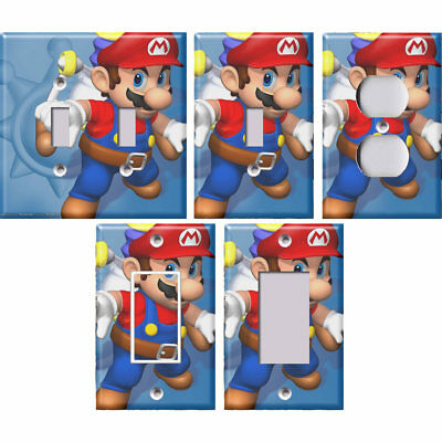 Super Mario 2 - Light Switch Covers Home Decor Outlet