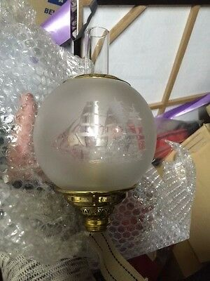 Sorensen brand, Captain's Cabin oil Lamp,