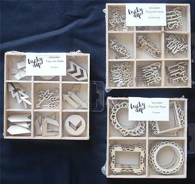 U Choose) Bulk Flourish Packs ~ Arrows ~ Frames ~ Little Words ~ Chippies Kaiser