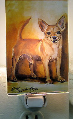 New Chihuahua Dog Night Light Chihuahuas Dogs Ruth Maystead