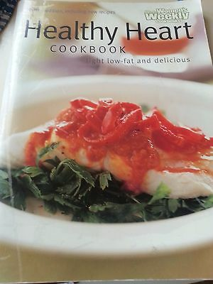 Healthy Heart Cookbook by Womens Weekly