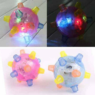 Funny Singing Dancing Flashing and Bouncing Ball Bumble Toy Gift for Kid Child