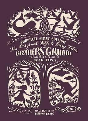 NEW The Original Folk and Fairy Tales of the Brothers Grimm By Jacob Grimm