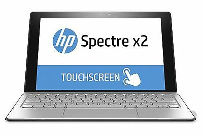 "HP Spectre X2 12"" FHD Intel Core M5 128GB SSD 8GB Windows 10 Ultrabook Tablet"