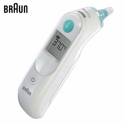 Braun ThermoScan IRT 6030 Infrared Ear Thermometer (Baby,Children,Adult)