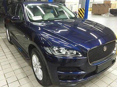 new fit For Jaguar F-Pace F pace 2016 2017 running board side step Nerf bar