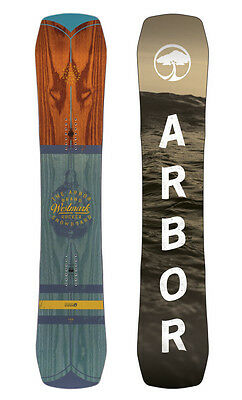 Arbor Snowboards - Westmark Rocker All-Mountain Freestyle + Grip Tech - 2017