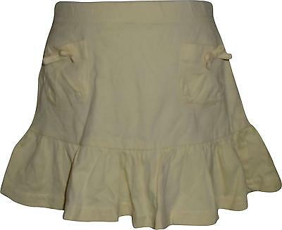 Used Girl's George Yellow Skirt Age 2-3 Years (P.L)