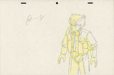 Akira Genga Set for Anime Cel Animation Art Kai at Harukiya COA Otomo アキラ