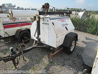 Used Magnum 4060 IMH Light Tower
