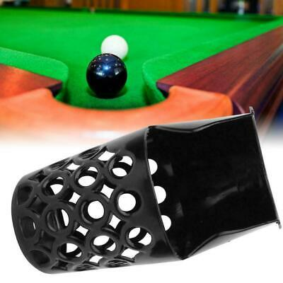 New Plastic Web Drop Pockets Set for 6', 7', 8' or 9' Billiard Pool Table Liners