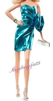 City shine Blue the look dress model muse some royalty silkstone barbie