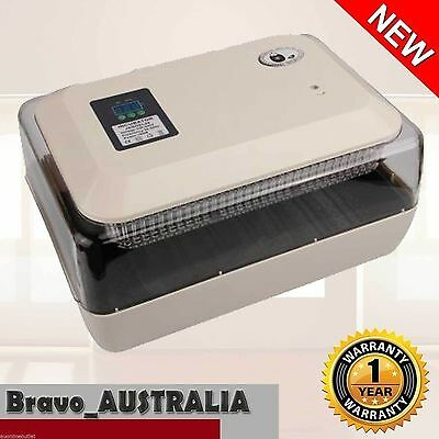 NEW Digital 30 Eggs Incubator Full Automatic Kit Chickens Poultry Hatching