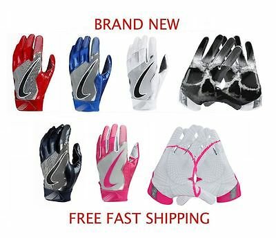 Nike Vapor Jet 4.0 Football Gloves - BRAND NEW & AUTHENTIC - FREE FAST SHIPPING!