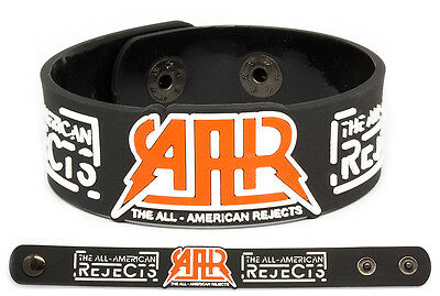 THE ALL-AMERICAN REJECTS Rubber Bracelet Wristband Kids in the Street Move Along