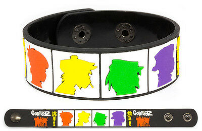 GORILLAZ Rubber Bracelet Wristband The Fall