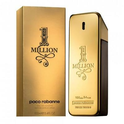 One Million 100ml EDT Spray for Men by Paco Rabanne
