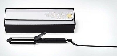 Ghd  CLASSIC CURL TONG & ROLL BAG ARCTIC GOLD CURVE GIFT SET(free delivery)