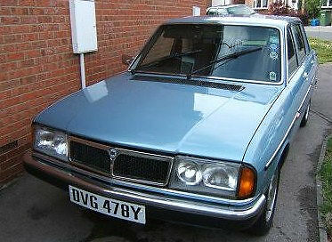1982 Y Lancia Beta Trevi 2.0 4 Door, 77k, Blue Classic PRIVATE SALE 07929-524122